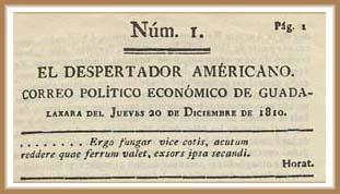 Image result for periodico el despertador americano